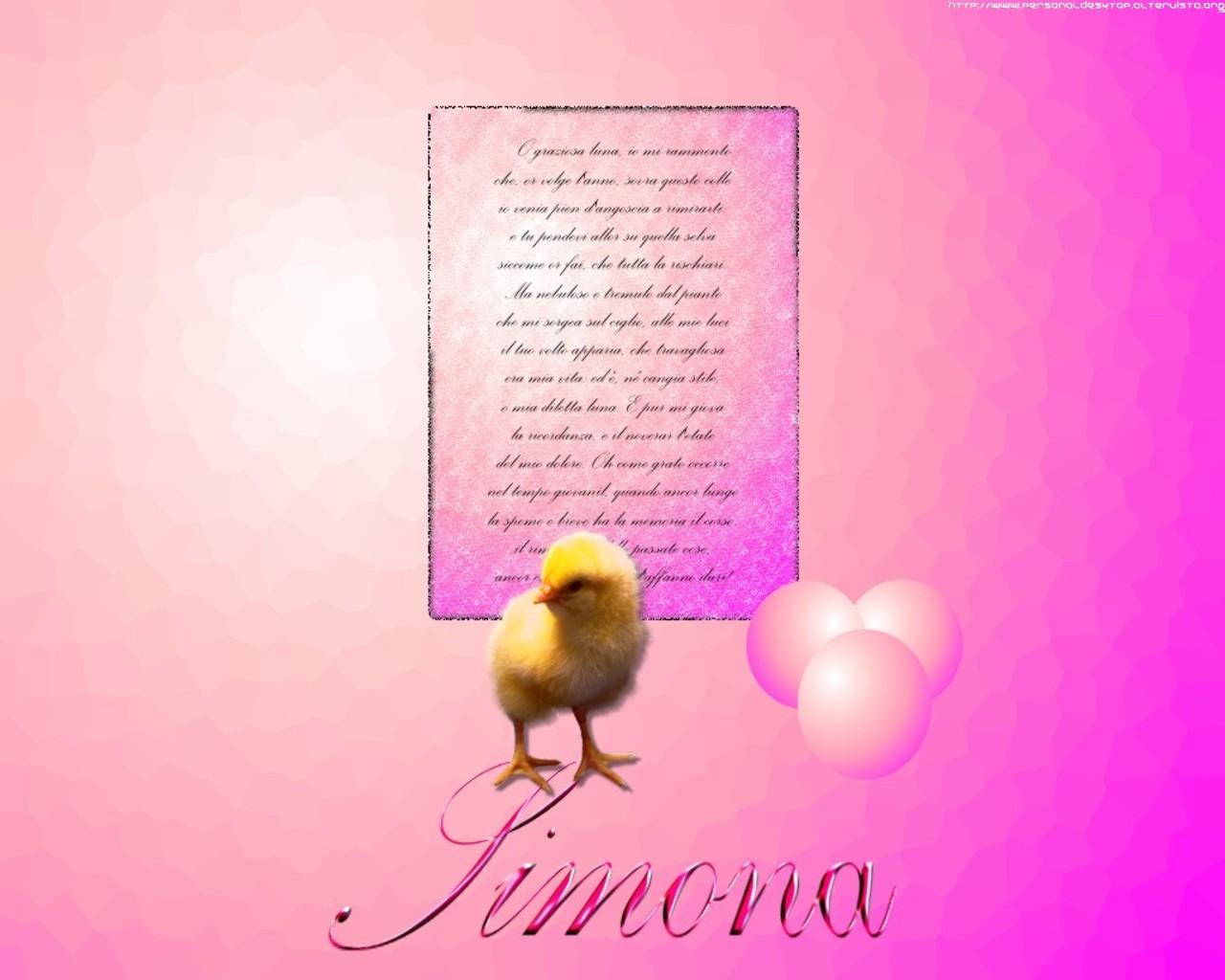Simona wallpaper