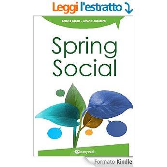 Spring Social manuale indispensabile