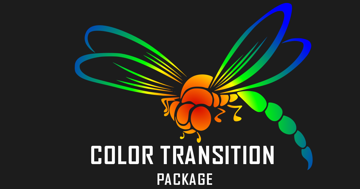 asset store - color transition package