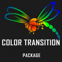 Color Transition Package for Unity 3D